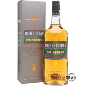 Auchentoshan Springwood 40% 1l - Sklep wshisky Szczecin