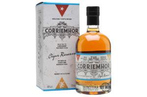 Corriemhor Cigar Reserve 46% 0.7l