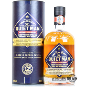 Quiet Man 12YO Single Malt 46% 0.7l