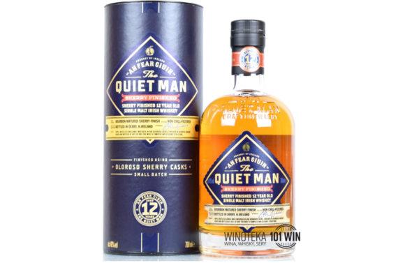 Quiet Man 12YO Single Malt 46% 0.7l