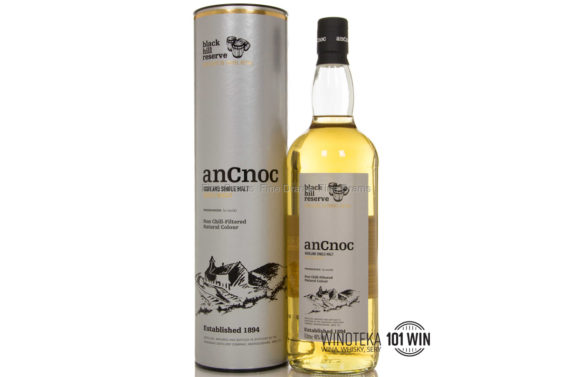 An Cnoc Black Hill Res 46% 1l
