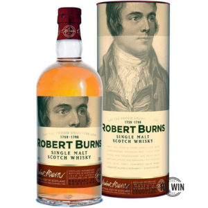 whisky Arran Robert Burns 43% 0,7 l - sklep WHISKY Szczecin