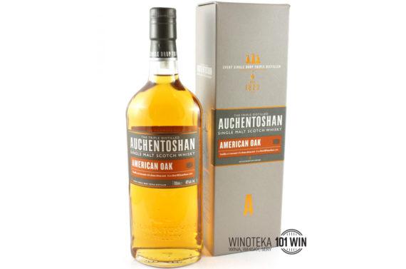 Whisky Auchentoshan American Oak 40% 0.7l