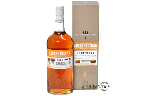 Whisky Auchentoshan Heartwood 43% 1l - SKLEP WHISKY SZCZECIN