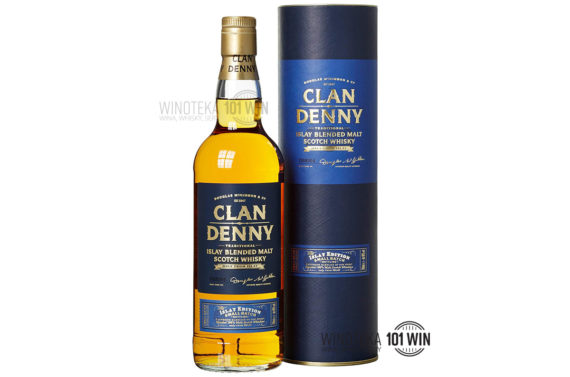 Clan Denny McGibbon Islay Edition 40% 0.7l