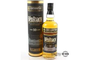 Whisky Benriach 10YO 43% 0.7l - Sklep whisky Szczecin