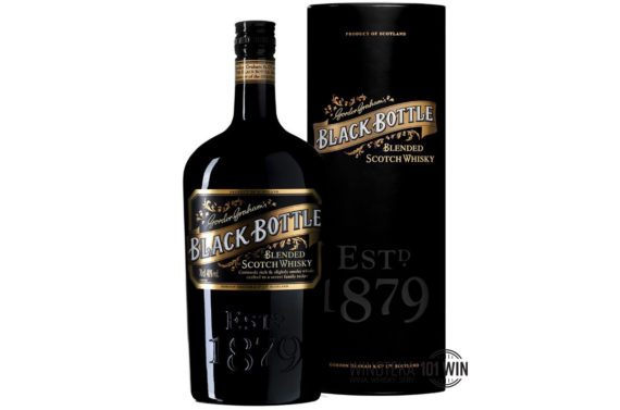 Whisky Black Bottle Blended 40% 0.7l - Sklep whisky Szczecin