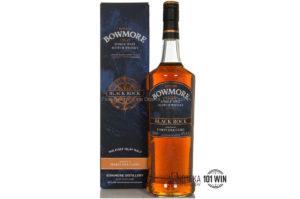 Whisky Bowmore Black Rock 40% 1l - Sklep Whisky Szczecin