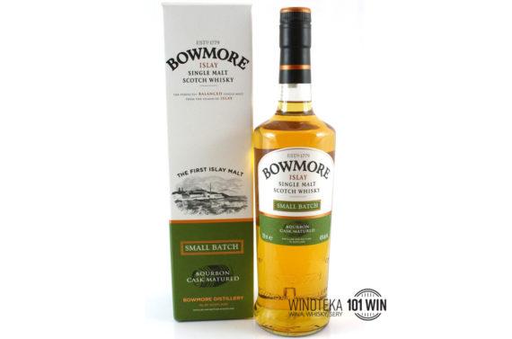 Whisky Bowmore Small Batch 40% 0.7l - Sklep Whisky Szczecin