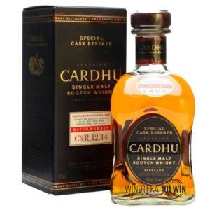 Whisky Cardhu Special Cask Reserve 40% 0.7l - Sklep Whisky Szczecin