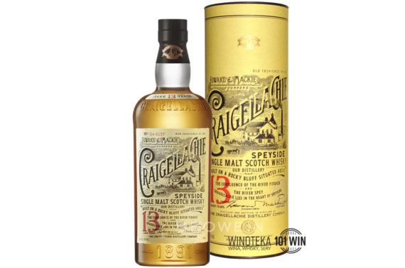Whisky Craigellachie 13YO 46% 0.7l - Sklep whisky i wina Szczecin