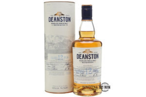Deanston 12YO 46.3% 0.7l - Sklep whisky Szczecin