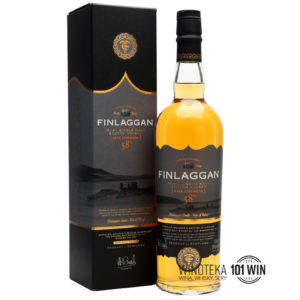 Whisky Finlaggan Cask Strength Small Batch 58% 0.7l - Sklep Whisky i wina Szczecin