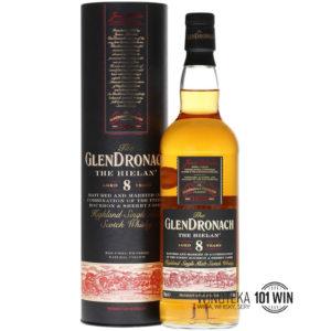 Whisky Glendronach 8YO Hielan 46% 0.7l - Sklep Whisky i Wina w Szczecinie
