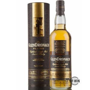 Whisky Glendronach Peated 46% 0.7l - Sklep Whisky i Wina Szczecin