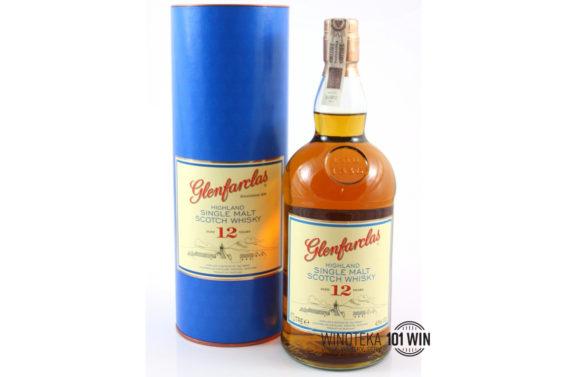 Whisky Glenfarclas 12YO 43% 1l - Sklep Whisky Szczecin