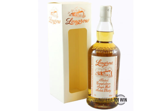 whisky Longrow Peated 46% 0.7l - Sklep Whisky Wina Szczecin