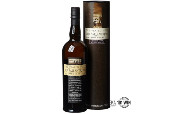 Whisky Old Ballantruan the Peated Malt 0.7l - Sklep z Whisky Szczecin