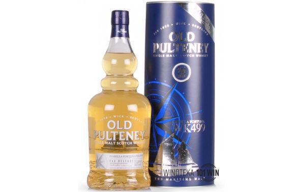 Whisky Old Pulteney Isabella Fortuna 1l - Sklep Whisky Szczecin