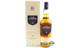 Whisky Royal Lochnagar 12YO 40% 0.7l - Sklep Whisky Szczecin
