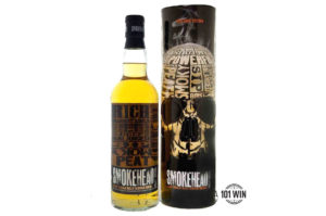 Whisky Smokehead The Rock Edition 0.7l - Sklep Whisky Szczecin