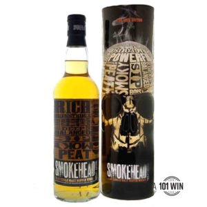 Whisky Smokehead The Rock Edition 0.7l - Sklep Whisky Szczecin