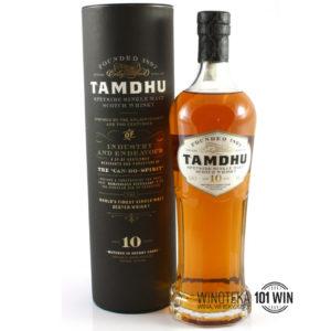 Whisky Tamdhu 10YO Sherry Cask 40% 0.7l - Sklep Whisky Szczecin
