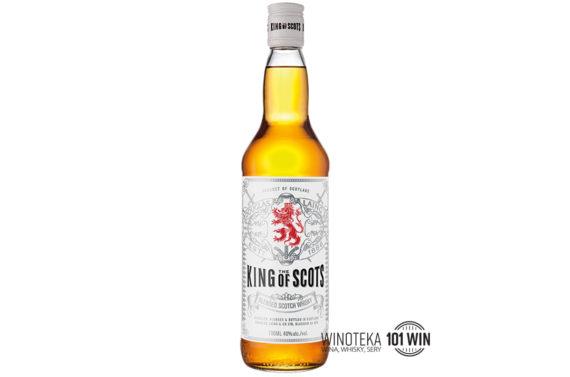 King of Scots Douglas Laing Blended Whisky 40% 0.7l