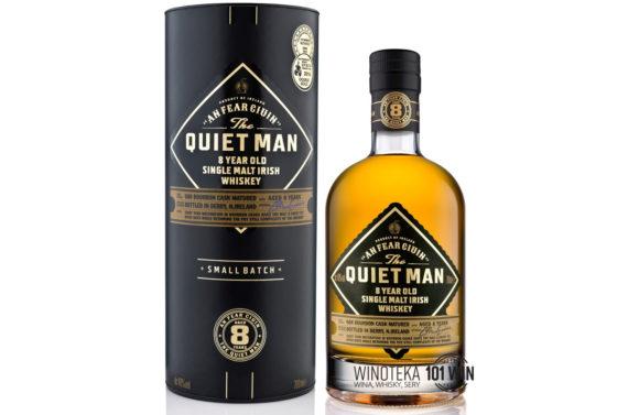 Whiskey Quiet Man 8YO 40% 0.7l - sklep whiskey szczecin