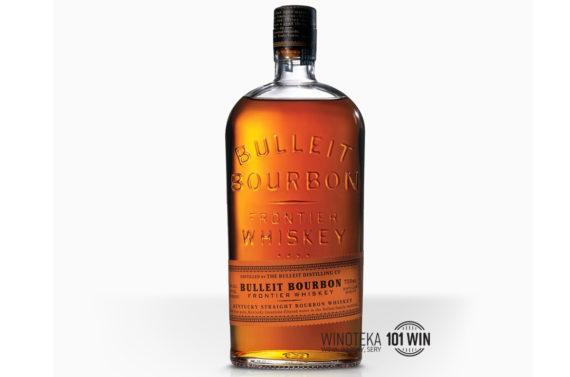Bulleit Bourbon Frontier Whiskey 45% 0,7l - Sklep Whisky , whisky Szczecin