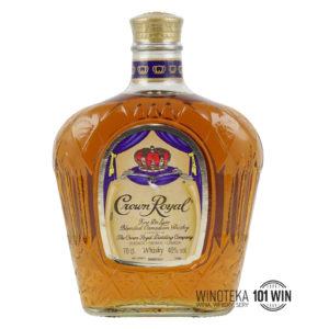 Crown Royal 40% 0,7l - Whisky Szczecin - Whisky kanadyjska Szczecin