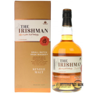 The Irishman Single Malt Limited Release 40% 0,7l - Sklep whisky Szczecin - sklep z whisky