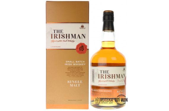 The Irishman Single Malt Limited Release 40% 0,7l - Sklep whisky Szczecin - sklep z whisky
