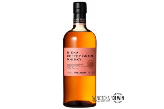 NIKKA COFFEY GRAIN 45% 0,7L   Whisky Szczecin - whisky japońska Szczecin