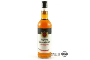 Royal Canadian 40% 0,7l - sklep Whisky i Wina Szczecin