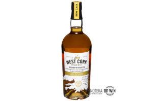 West Cork Irish Single Malt, 12-letnia Rum Cask 43% 0,7l - Sklep Whisky Szczecin - Wina Szczecin