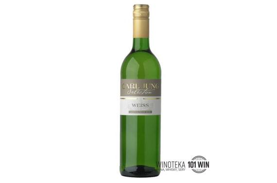 Carl Jung Weiss - białe wytrawne | wino bezalkoholwe Szczecin