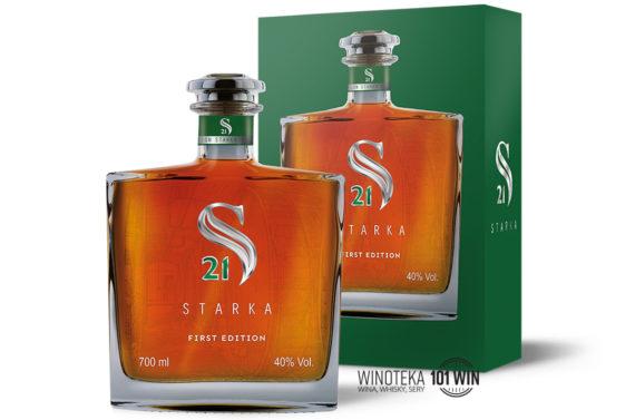 STARKA 21 - Starka 21 letnia Szczecin, sklep whisky