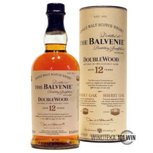 Balvenie 12-letni Double Wood 40% 0.7l - Sklep Whisky