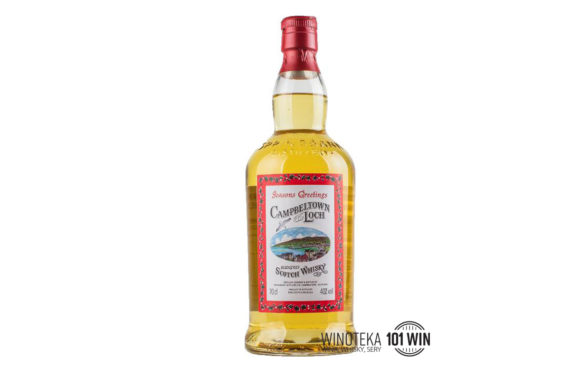Campbeltown Loch Christmas 40% 0.7l