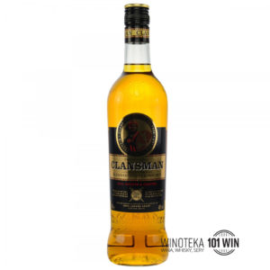 Clansman Blended Whisky Loch Lomond - Whisky Sklep