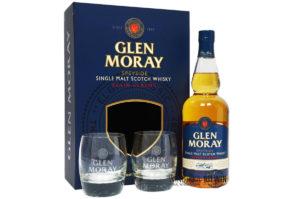 Glen Moray Elgin Classic Glass Pack - Zestaw ze szklankami - Sklep Whisky