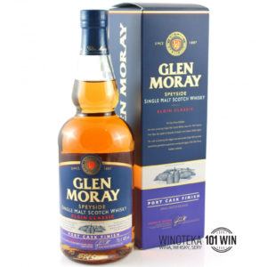 Glen Moray Elgin Port Cask - Sklep Whisky