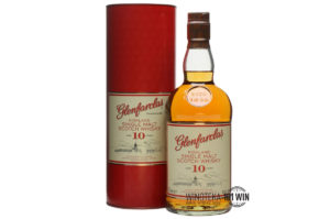 Glenfarclas 10YO 40% 0,7l - Sklep Whisky Szczecin