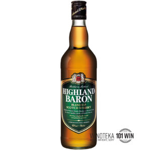 HIGHLAND BARON BLEND WHISKY 40% 0,7l - Sklep Whisky - Whisky Szczecin