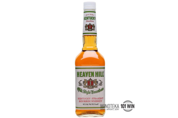 Heaven Hill Charcoal Filtered 40% - Sklep Whisky Szczecin
