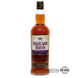 Highland Queen Sherry Finish 40% 0,7l - Sklep Whisky szczecin