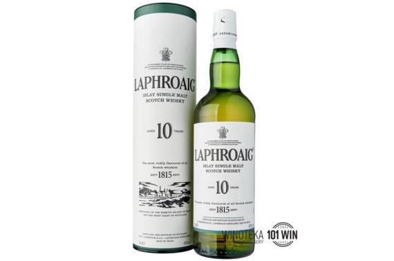 Laphroaig 10-letni 40% 0,7l - Sklep Whisky