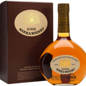 Super Nikka Whisky Revival 43% 0,7l - Sklep Whisky Szczecin