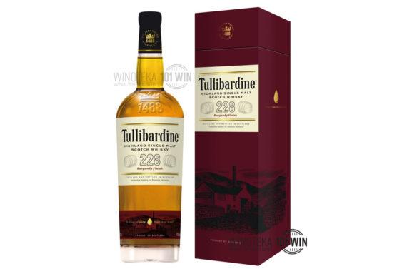 Tullibardine 228 Burgundy 43% 0,7l - Sklep Whisky Szczecin
